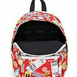 1265d91b38b5 Bags - Lesportsac X Nintendo Cruising Backpack  NWOT